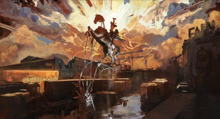 طراحی شهر رِواشول در بازی Disco Elysium