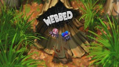 بررسی بازی Webbed